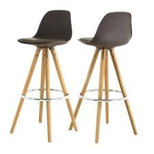 chaises hautes de cuisine chaise tabouret ikea franklin tabouret de bar a dossier pliant