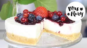 philadelphia torte no bake lecker und einfach mrs flury