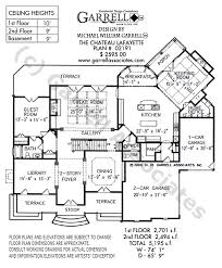 Chateau Floor Plans Chateau Lafayette 02191