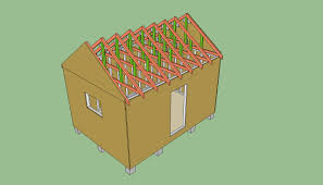 Free 10x12 Gambrel Shed Plans by Mirrasheds 4 X 8 Storage Shed Plans