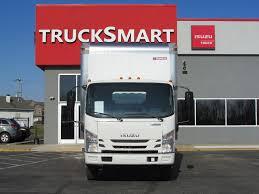 100 20 Ft Truck 19 ISUZU NPRHD EFI FT BOX VAN TRUCK FOR SALE 11324