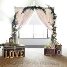 Rustic Wedding Decor And Decorating