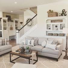50 Cozy Farmhouse Living Room Design And Decor Ideas House8055com