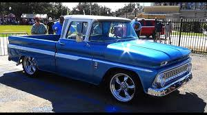 100 1963 Chevy Truck Chevrolet C10 Pickup Cruisin The Coast 2015 YouTube