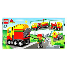 LEGO Duplo Lego'Ville 5605 Octan Tanker Truck Set With Sounds, LEGO ...