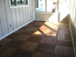 Outdoor Porch Flooring Ideas Options Adorable Materials Styles Patio Fl