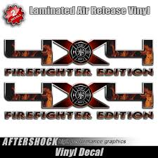 100 Ford Truck Decals F150 Firefighter Decal