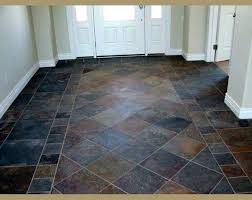 Slate Flooring Pros And Cons Kitchen Floor Ideas Tiles