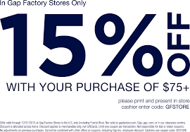 Pinned November 5th: 15% Off $75 At Gap #Factory #coupon Via ... Gap Factory Coupons 55 Off Everything At Or Outlet Store Coupon 2019 Up To 85 Off Womens Apparel Home Bana Republic Stuarts Ldon Discount Code Pc Plus Points Promo 80 Toddler Clearance Southern Savers Please Verify That You Are Human 50 15 Party Direct Advanced Personal Care Solutions Bytox Acer The Krazy Coupon Lady