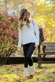 Cute Ugg Boots Outfit For Fall And Winter Bmodish