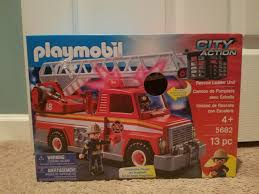 Find More New Playmobil City Action Fire Truck W Lights And Sound ... Playmobil 4820 City Action Ladder Unit Amazoncouk Toys Games Exclusive Take Along Fire Station Youtube Playmobil 5682 Lights And Sounds Engine Unboxing Wz Straacki 4821 Md With Rescue Playset Walmart Canada Toysrus Truck Emmajs Airport Sound Saves Imaginext Batman Burnt Batcopter Dc Vintage Playmobil 3182 Misb Ebay
