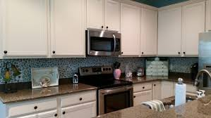 olympus digital green tile kitchen backsplash