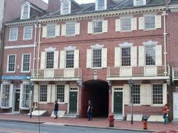 The very first post office in Philly Picture of Philadelphia