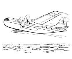 Free Printable Cartoon Airplane Coloring Pages Gianfreda