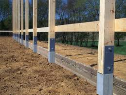 Post Frame Foundation Options