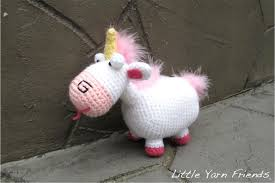 After Making Lil Minion And Agnes Many Of You Have Been Asking For Agness Fluffy Unicorn I To Agree Will Not Be Complete Without Her