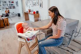 My Guide To Feeding Baby With Baby-Led Weaning – Mada Leigh How To Choose The Best High Chair Parents Chairs That Are Easy Clean And Are Not Ugly Infant High Chair Safe Smart Design Babybjrn 12 Best Highchairs The Ipdent Expert Advice On Feeding Your Children Littles Chairs From Ikea Joie 10 Baby Bouncers Buy You Some Me Time Growwithme 4in1 Convertible History And Future Of Olla Kids When Can Sit In A Tips
