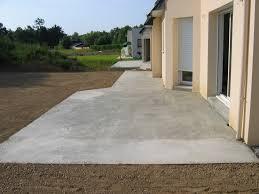 pose de carrelage exterieur sur chape beton 5 sans dalle beton