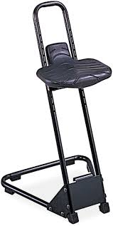 Salli Saddle Chair Ebay by Sit Stand Stool Image Preview Rison Sitstand Leaning Stool