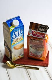 Dunkin Donuts Pumpkin Cold Brew by Making It Milk Free Coffee Creamer Combos Caramel Coffee Cake