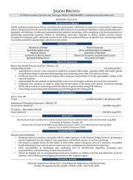 Biomedical Engineer Resume Example