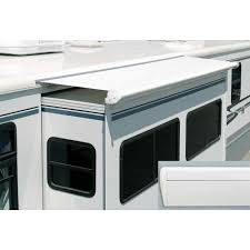 Carefree SideOut Kover III- Standard - RV Slideout Awnings ... Awning Replacement Fabric Cafree 901046w White 385 Rv Remote Lock Fiesta Parts Shade Pro Ju166e00 16 Black Shale Ascent Exploded View 12v Eclipse Of Colorado Patio Awnings Online Of Electric Install On Motorhome Part 5 Pioneer Endcap Upgrade Kit Polar More