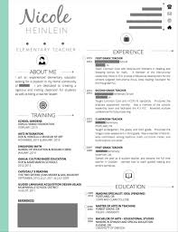 Teacher Resume Examples 2014