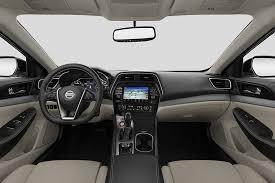 2016 Nissan Maxima Exterior and Interior Colors