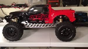 100 Cen Rc Truck Colossus XT Reeper Upgraded YouTube
