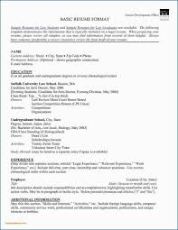 100 Basic Resume Example 11 Transferable Skills On Collection