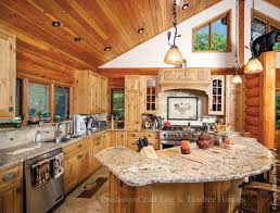 charming log home kitchen and best 25 log cabin kitchens ideas on