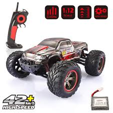 100 Monster Truck Race Amazoncom RC Car 112 Scale Off Road Electric Fast