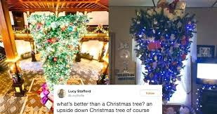 Upside Down Christmas Tree Meaning Trees Are Becoming A Big Trend