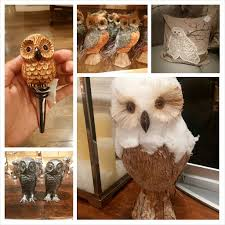 Owls At Pottery Barn