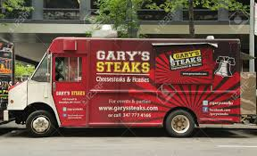 NEW YORK - JULY 9, 2015: Gary S Steaks Food Truck In Midtown.. Stock ... Food Truck Nyk The Best New York Trucks Vendor In A Kosher Food Truck Midtown Mhattan West 48th Street Knicks Groove Stock Photos Images Sassy Taco Syracuse 27 Reviews Smokey Legend Bbq An Nyc Guide To The Around Urbanmatter On E68th Usa Photo 1552257 Four Seasons Brings Its Hyperlocal East Coast Health Department Will Rate Citys Carts Trucks