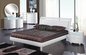 Platform Bedroom Set by High Gloss Modern Platform Bedroom Furniture Set 154 Xiorex