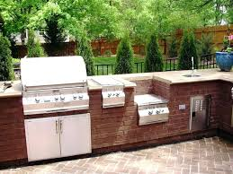 Small Outdoor Kitchen Ideas For Spaces Kitchens Design