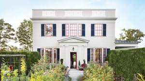 100 Modern Stucco House White Exterior Paint Color Ideas Architectural Digest