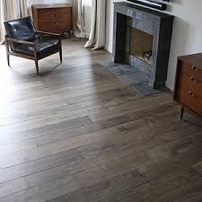 Grey Solid Hardwood Floors