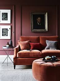 Red Living Room Ideas by Best 25 Burgundy Walls Ideas On Pinterest Burgundy Room