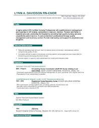 Sample Resume For Renal Nurse Together With Best Nursing Samples Crazy Com To Produce