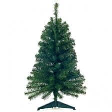 3 Green Noble Pine Christmas Tree