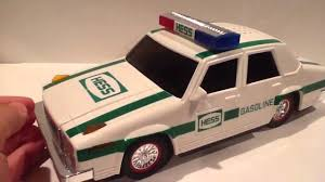 Video Review Of The Hess Toy Truck: 1993 Hess Patrol Car | Car Parts ... Amazoncom Hess Truck18 Wheeler And Racer1992 Toys Games Old Antique Whats A Flywheel Rays Toy Trucks Real Tanker Truck In Action Custom Hot Wheels Diecast Cars Gas Station 911 Emergency Collection Jackies Store 1980 Hess Traing Van 1998 Rv Part 1 Dogs Pinterest Video Review Of The 2008 Front Toys Values Descriptions The Holiday Season Begins Toy Trucks Teaching Good Eaters Five Favorite For Boys