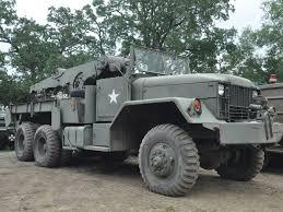 100 5 Ton Military Truck RM Sothebys M62 Ton Medium Wrecker The Littlefield