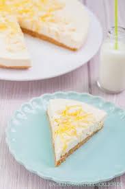 buttermilch zitronen torte ohne backen backen macht glücklich
