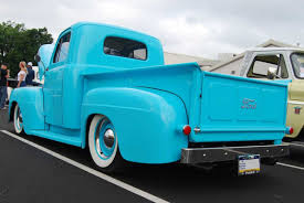 48 - 52 Ford Trucks- CMW Trucks Jeff Davis Built This Super 1950 Ford F1 Pickup In His Home Shop Truck With An Audi Rs6 Powertrain Engine Swap Depot 1950s Ford For Sale Ozdereinfo The Color Urbanresultvehicle Pinterest Farm New Of 36 Craigslist Stock Drop Dead Customs My F1 4x4 Wheels And Trucks Review Rolling The Og Fseries Motor Trend Canada 1948 1949 Ford Truck Cabover Glass Classic Auto New Pickup Sri Bad Ass Street Car Spotlight Drag Youtube