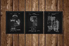 toilette kunst badezimmer patente badezimmer drucke badezimmer poster badezimmer blaupausen badezimmer wandkunst badezimmer wand dekor instant