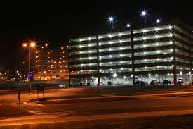 Exterior Parking Lot and Outdoor Lighting Solutions Advanced