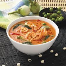 recette soupe aux crevettes et au curry recettes asiatiques