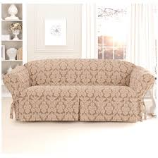 Sure Fit Sofa Covers Walmart by Sure Fit Soft Suede Sofa Cover Walmart Com Brilliant Covers